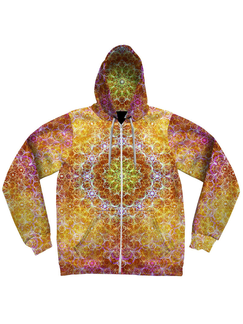 Solar Harvest Unisex Hoodie Pullover Hoodies Electro Threads