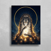 Soul Keeper HD Metal Panel Print Ready to Hang HD Metal Print Electro Threads