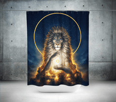 Soul Keeper Shower Curtain Shower Curtains Electro Threads