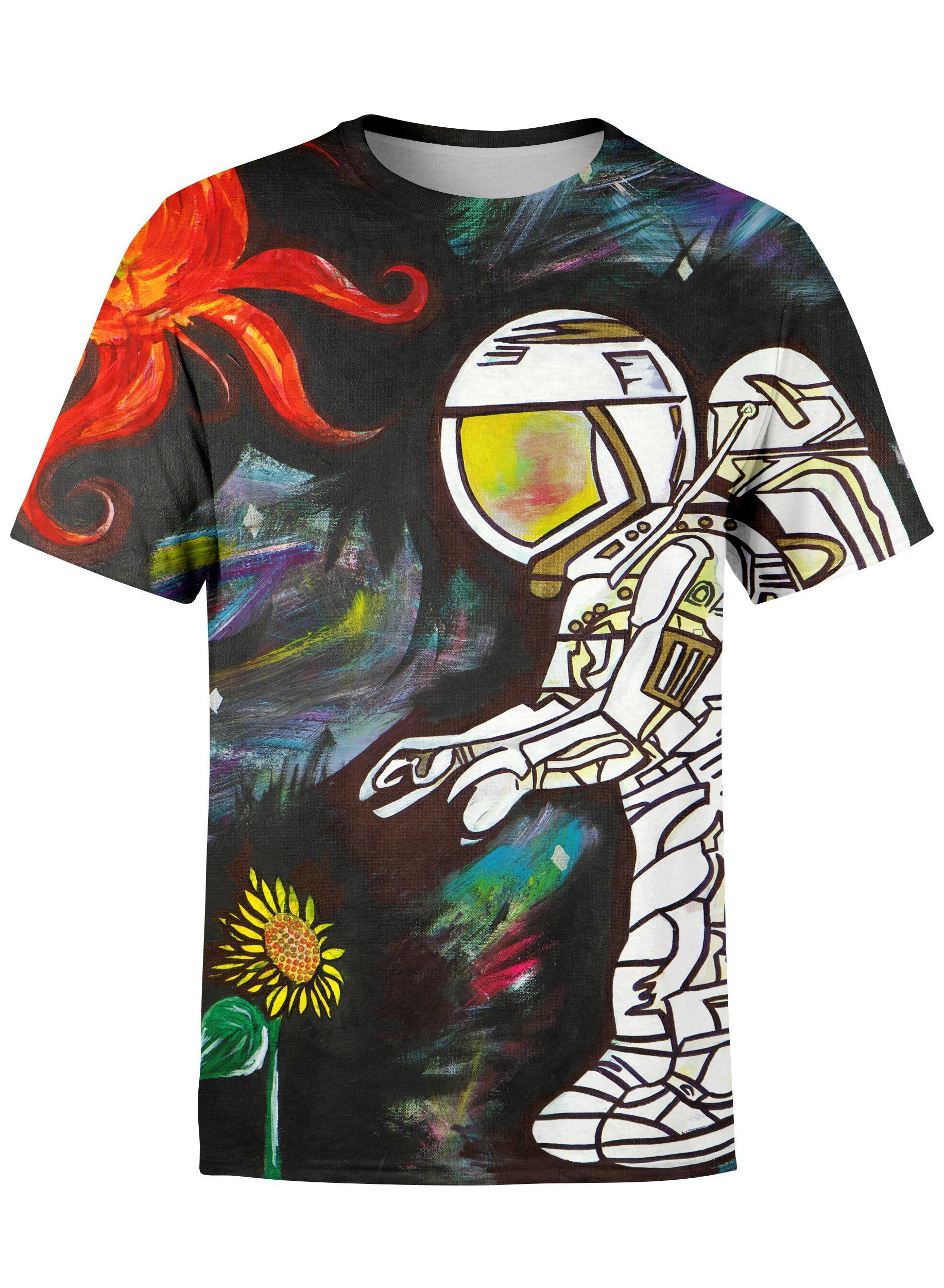Space Cadet Unisex Crew T-Shirts T6