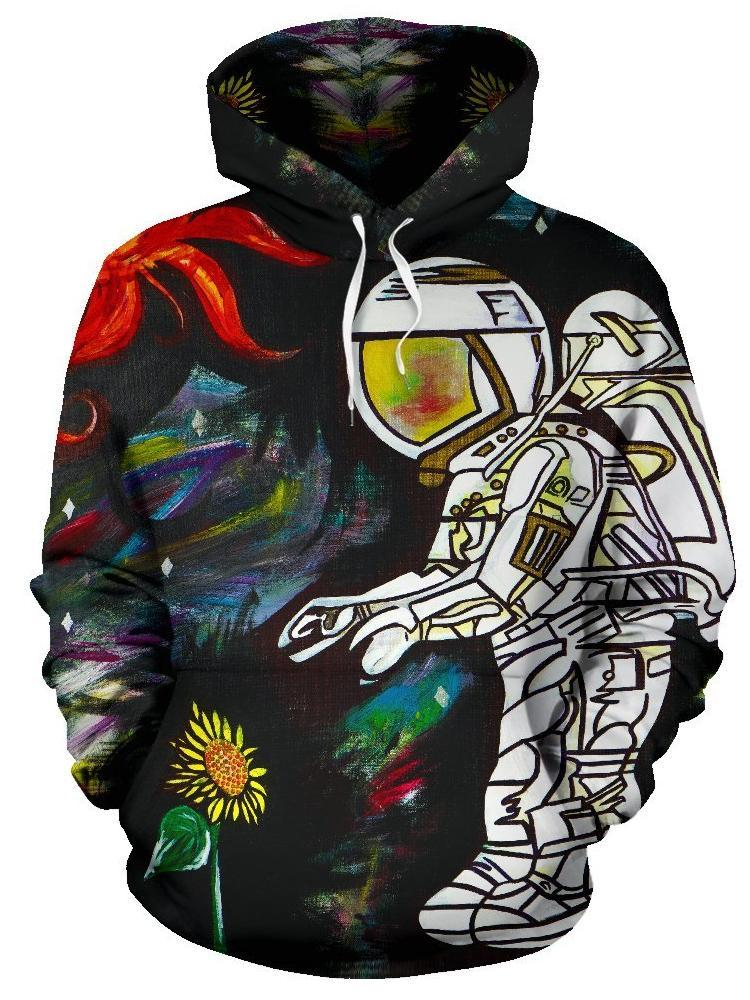 13921235 Space Cadet Unisex Hoodie – Electro Threads