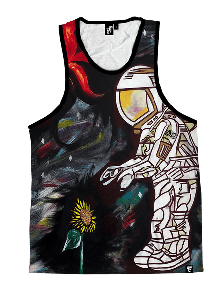 Space Cadet Unisex Tank Top Tank Tops T6