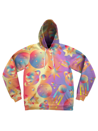 Space Gushers Unisex Hoodie Pullover Hoodies Electro Threads