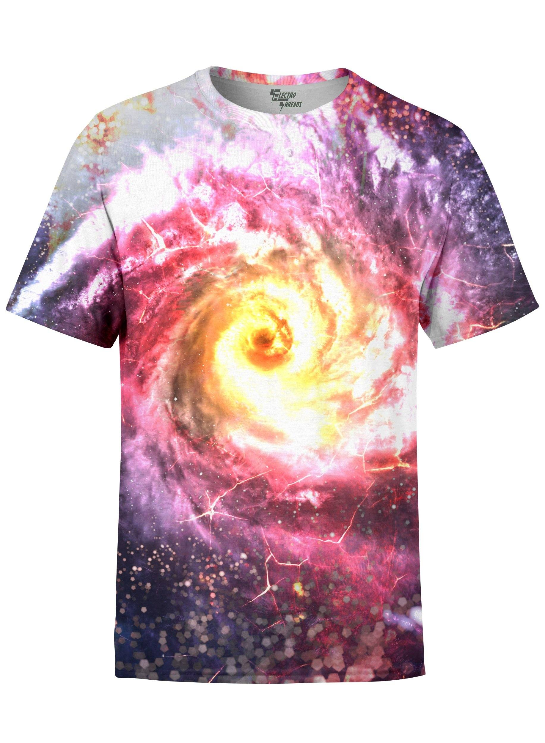 Space Hole Unisex Crew T-Shirts T6