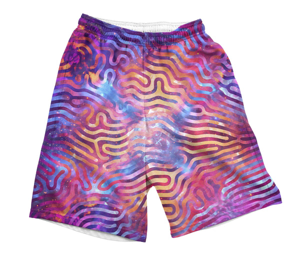 Space in my Veins Shorts Mens Shorts T6
