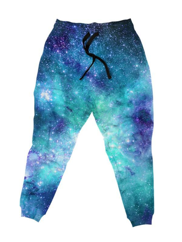 Space Jam Galaxy Unisex Joggers Jogger Pant T6