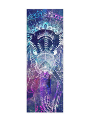 Strong Compassion Yoga Mat Yoga Mat Electro Threads