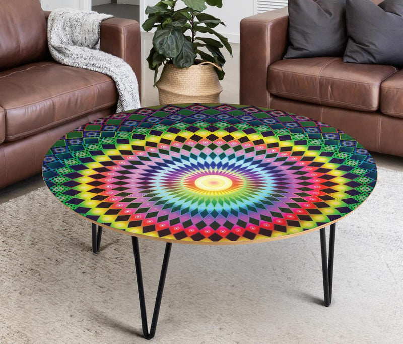 Sublingual Coffee Table Coffee Table Electro Threads