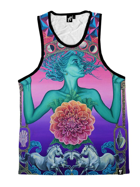 The Gate of Knowledge Unisex Tank Top Tank Tops T6 X-Small