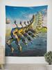 Theros Wall Tapestry Tapestry Electro Threads