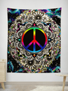 "Tranquility Tapestry Tapestry Electro Threads SMALL: 32"" x 42"""