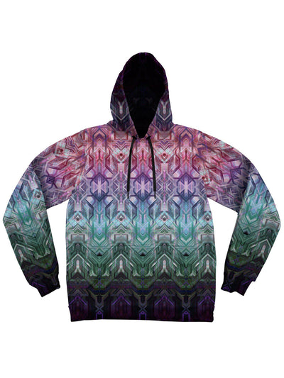 Transcendent Aura Unisex Hoodie Pullover Hoodies Electro Threads