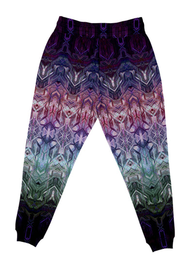 Transcendent Aura Unisex Joggers Jogger Pant Electro Threads