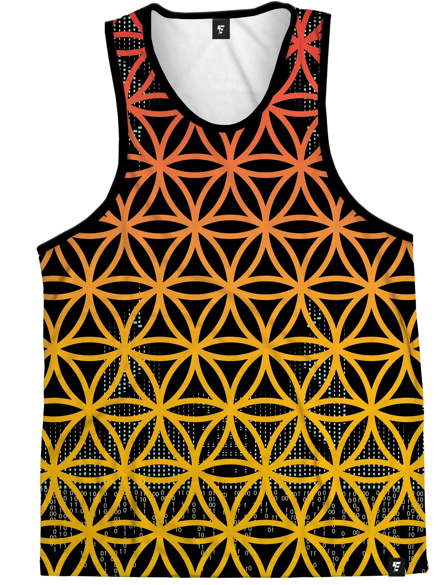 Transforming Unisex Tank Top Tank Tops Electro Threads