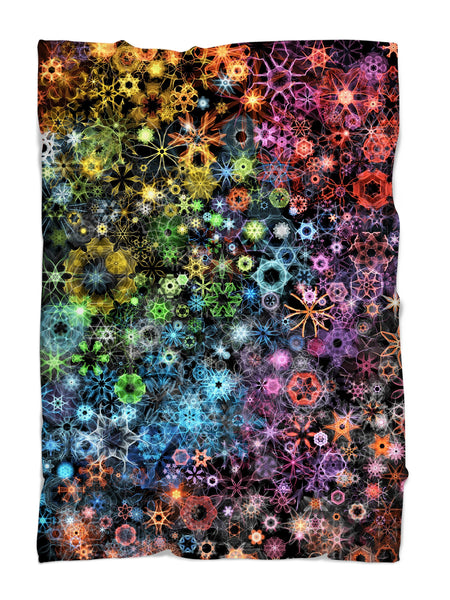 Trippy Constellation Blanket Blanket Electro Threads