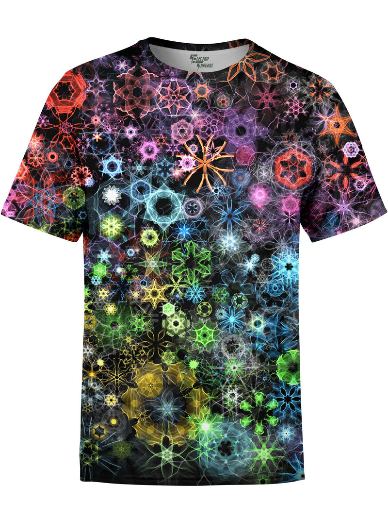 Trippy Constellation Unisex Crew T-Shirts T6