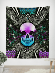 Twilight Zone 2.0 Tapestry Tapestry Electro Threads SMALL: 32