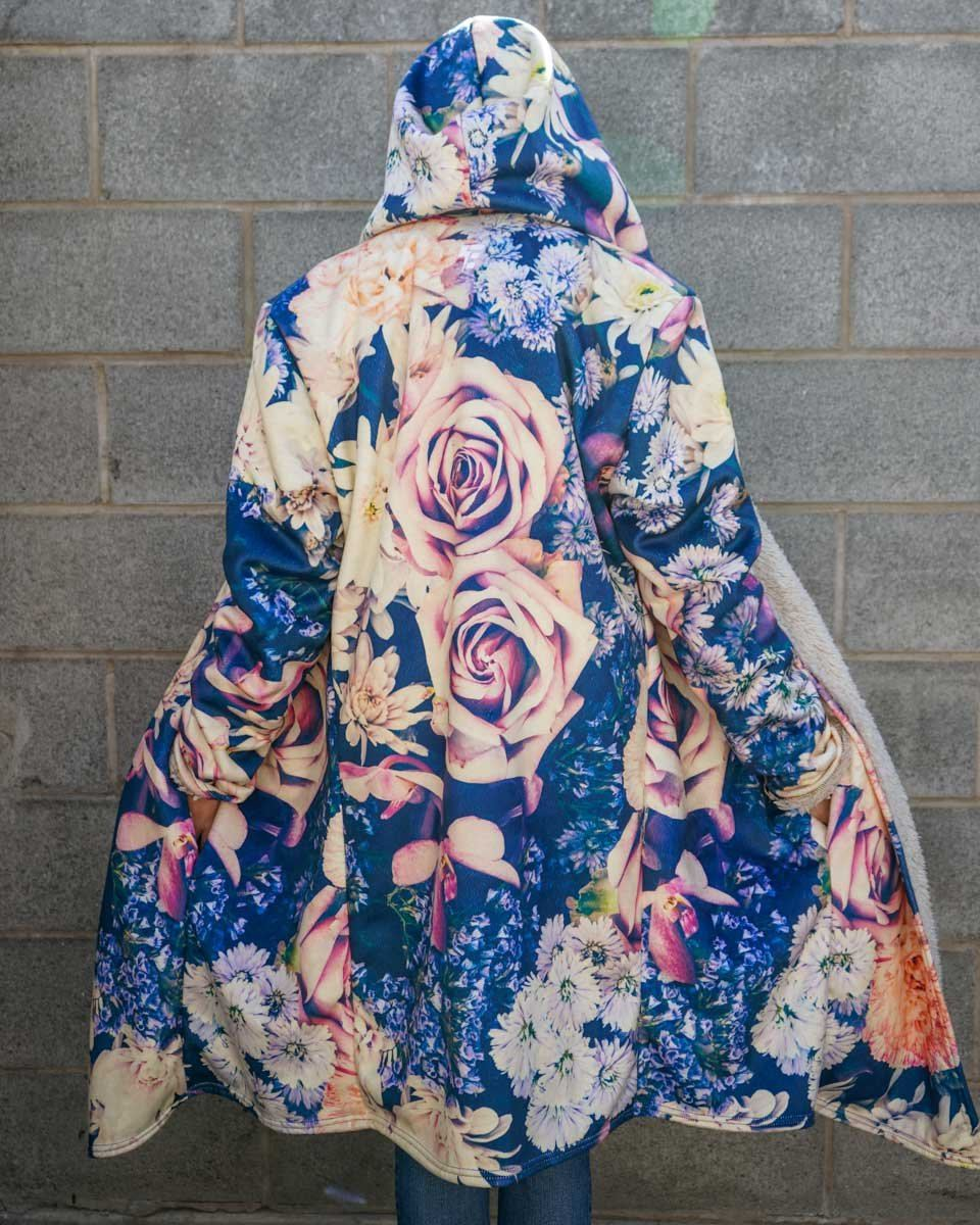 Vintage Flowers Dream Cloak Dream Cloak Electro Threads