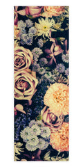 Vintage Flowers Yoga Mat Yoga Mat Electro Threads