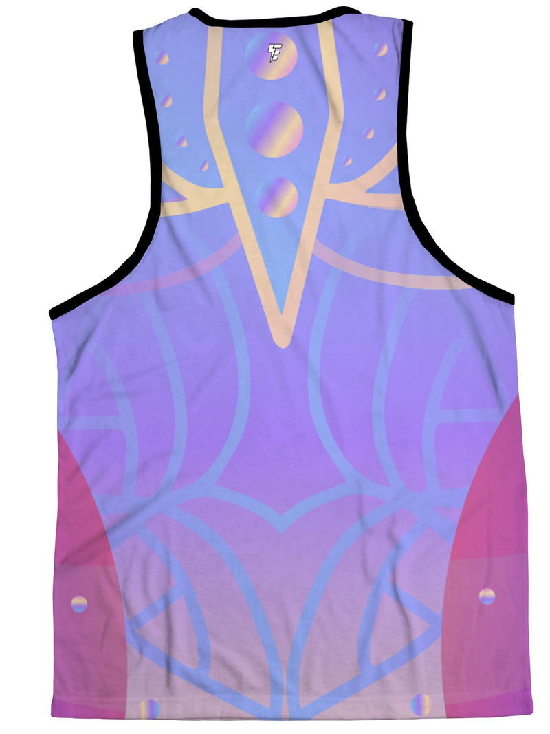 Virgo Unisex Tank Top Tank Tops Electro Threads