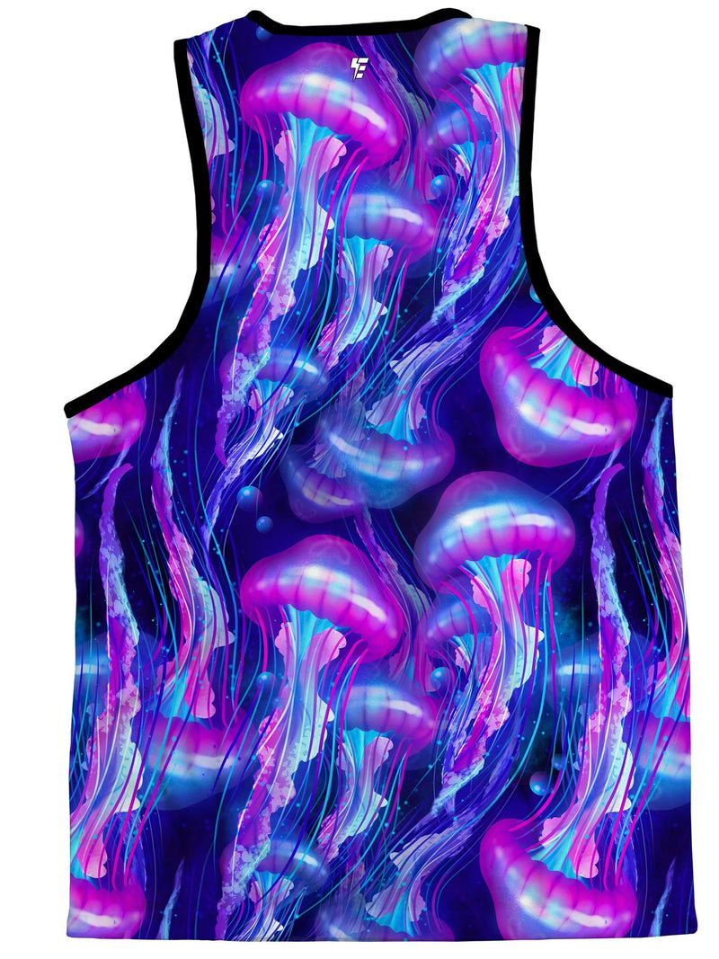 You Jelly? Unisex Tank Top Tank Tops Electro Threads