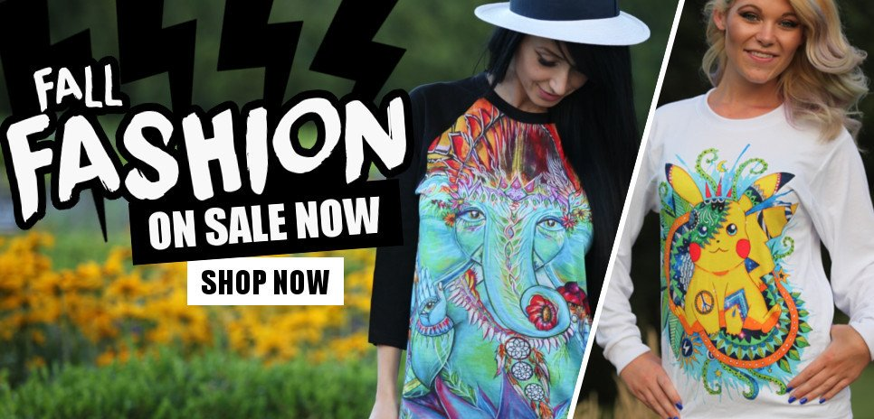 Shop Fall Fashion From Electro Threads