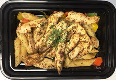 Seared Chicken Breast w Penne