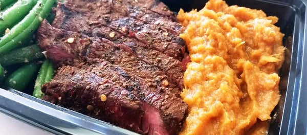 Sirloin Steak w Mashed SP
