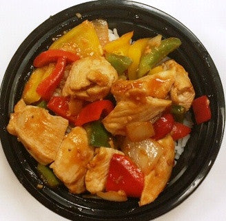 Sweet n Sour Chicken