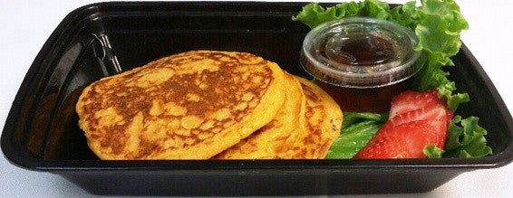Sweet Potato Pancake
