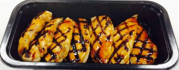 Spicy Teriyaki Chicken Breast