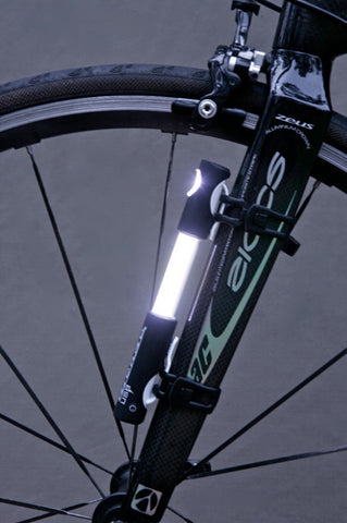 Fibre Flare CYCLOPS | H.L.S. (Hybrid Light System) - White Front Light