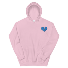 Load image into Gallery viewer, TRILL BROKEN HEART *EMBROIDARY* HOODIE