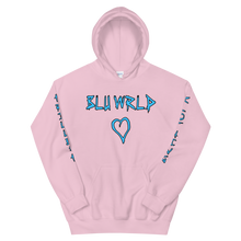 Load image into Gallery viewer, BLU WRLD X TRILLE$T CLOTHING HOODIE