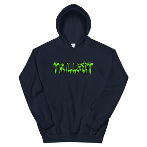 TRILLE$T SLIME GREEN HOODIE
