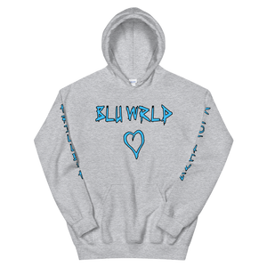 BLU WRLD X TRILLE$T CLOTHING HOODIE