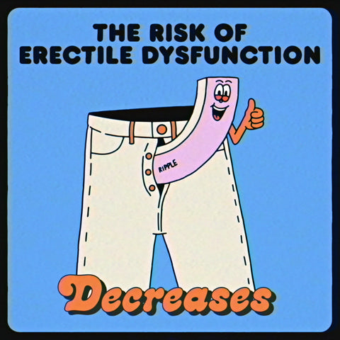 How your sex life improves when you quit smoking: the risk of erectile disfunction decreases