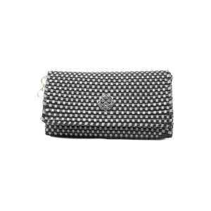GRAY BLACK CLUTCH