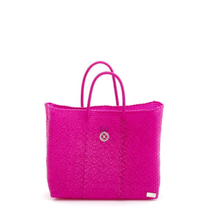SMALL PINK TOTE BAG