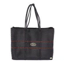 Load image into Gallery viewer, LOLA'S  OAXACA TRAVEL TOTE BAG WITH CLUTCH BAG