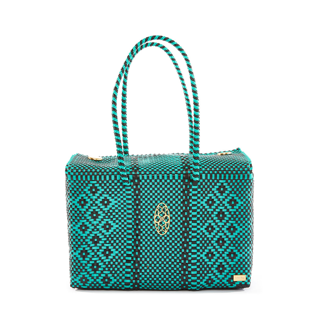 TURQUOISE BAG TRAVEL CASE