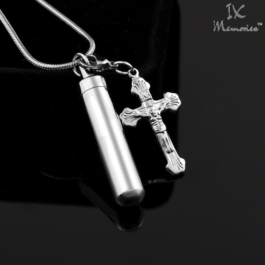 Cross/Airplane/ Butterfly Charm Cremation Pendant Ashes Keepsake Cremation  Urns for Ashes Mini Funeral Collection