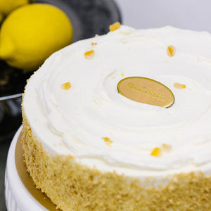 Fresh Lemon Cream