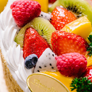 Fresh Fruit Cream