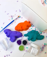 Load image into Gallery viewer, Paint Your Own Bath Bomb Kit
