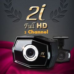 NEW FineVu CR-2i Full HD Dash Cam | 2 Channel