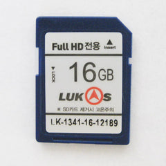 Lukas 16GB SD Memory Card - OEM
