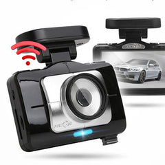 "Lukas LK-9370WD Dash Cam 2CH Full HD Wi-Fi 3.5""LCD Dual - With GPS and 16GB or 24GB or 40GB"