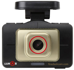 Lukas LK-939 Mini 32GB 2 Channel SHD+FHD (Front & Rear 30fps) / ADAS 3.0 Sony STARVIS, Dual-Band GPS Built-in (GPS+ Glonass)