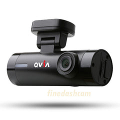 LUKAS FHD Qvia T790 1CH Full HD Car Black box DashCam with Wi-Fi and GPS